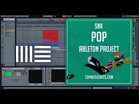 Dj Snake Vocal Chops Style Ableton Template