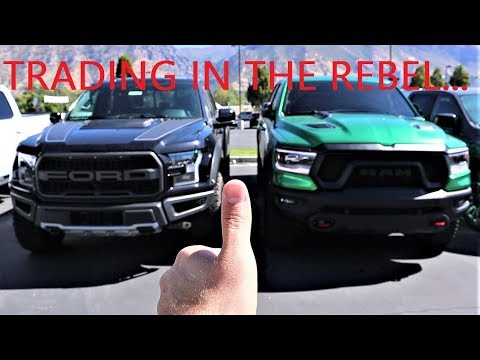 I BOUGHT A 2020 FORD RAPTOR!!!