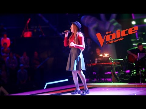 Xhesika Rroshi – Sweater weather – Audicionet e fshehura – The Voice of Albania 6