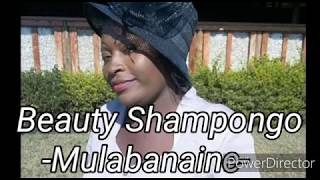BEAUTY Shampongo - MULABA NAINE (Official Audio)2019 Latest Zambian Gospel Music hits 2019