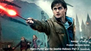12  Battlefield   Harry Potter and the Deathly Hallows Part 2 soundtrack