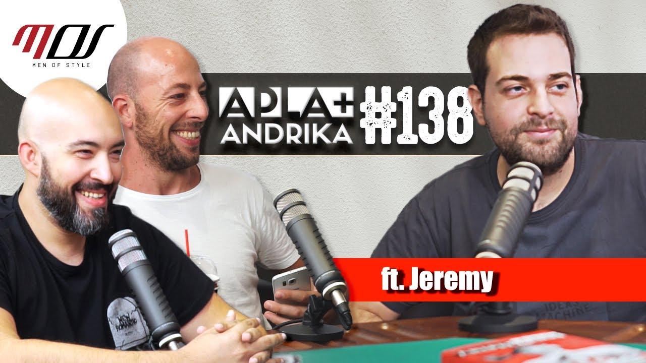 Jeremy: Κωμωδία, Stand Up και Ελληνική TV #138 | Men of Style