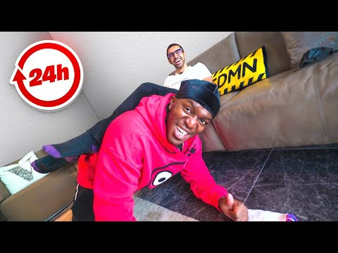 KSI WAS MY ASSISTANT FOR 24 HOURS! - Видео онлайн