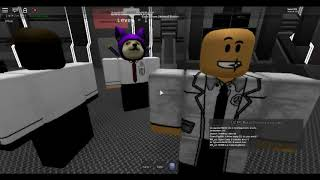 Roblox SCP foundation group.