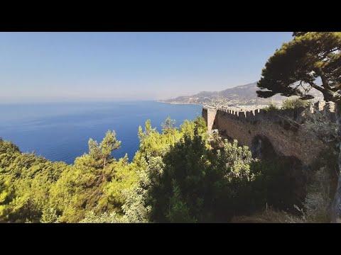 Крепость Аланьи (Ич