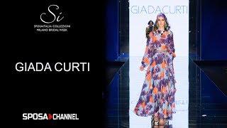 GIADA CURTI - Fashion Show - Sì Sposaitalia 2019 - Abiti da Sposa 2020