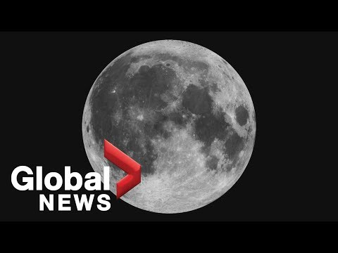 A Look At Why The Moon Is Shrinking And Cooling