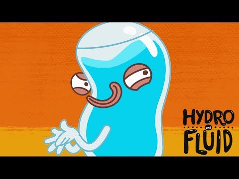 HYDRO and FLUID | Mischievous Plan | HD Full Episodes | Funny Cartoons for Children
