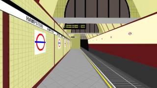 Symulator Skyscrapersim: Hampstead london underground station
