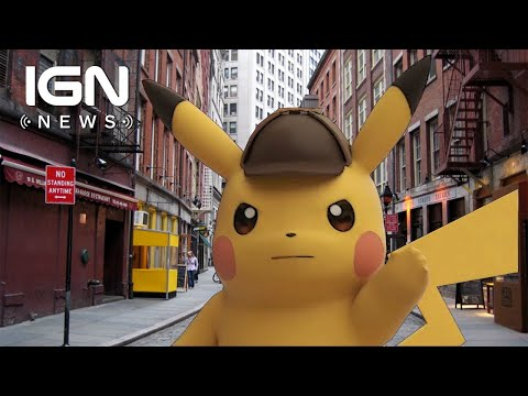 Download Youtube: Detective Pikachu Movie Adds Ken Watanabe to Cast - IGN News