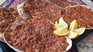 ЛАМАДЖО (армянская пицца)