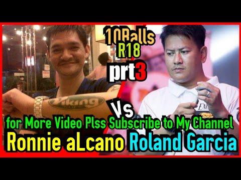 Part 3 | Ronnie Alcano VS. Roland Garcia Exhibition Match Prize 165k @ Pasig, Manila,