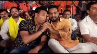 Master Saleem ji & Raju Haripuria ji.. live in Jagran..upload by Sajan Attwal