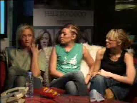 Atomic Kitten - Webcast, 04.04.2003