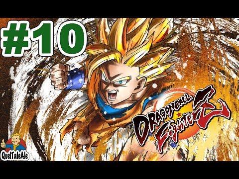 Dragon Ball FighterZ - Gameplay ITA - Walkthrough #10 - Sempre piu potente