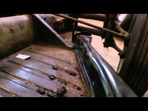 Classic VW BuGs How to Repair Restore Beetle Heater Channels pt.1