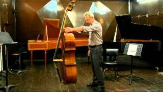Double-bass Lessons by Michael Klinghoffer