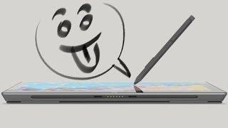 Choisir un tablet pc pour dessiner?