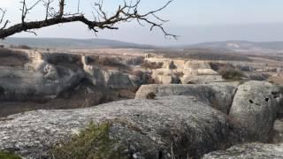 Эски -Кермен. Пещерный город. Отдых в Крыму. Или что стоит посетить в Крыму(, 2017-02-20T13:07:28.000Z)