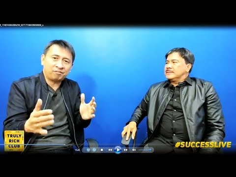 Bo Sanchez Interviews Steve Tamayo