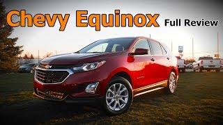2018 Chevrolet Equinox: Full Review | Premier, LT, LS, L & Diesel