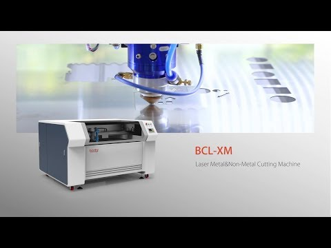 Bodor Laser----Laser Metal&Non-metal Cutting Machine BCL-XM