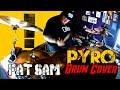 Drum Cover | Pyro - SHINEDOWN (Fat Sam)