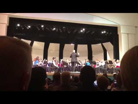 45th Annual Volusia County All County Music Festival MS 2018