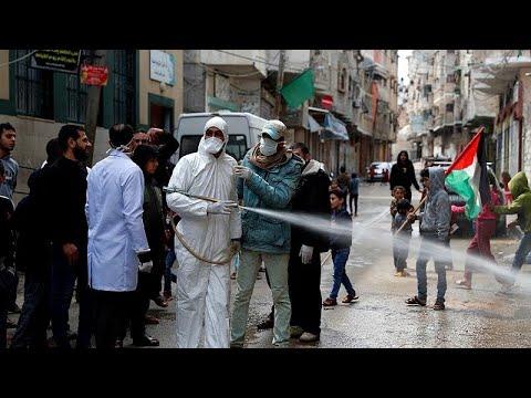 هل هناك تعاون فلسطيني إسرائيلي لمواجهة كورونا؟  - نشر قبل 13 ساعة