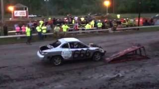 Madison County Fair Rollover Contest 2016