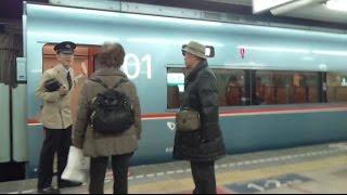 《乗り換え(北改札編)》北千住駅、つくばエクスプレスからメトロ千代田線へ。 Kita-senju.mp3