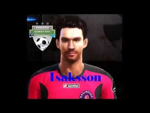 Pesbox Anatolia v3.0 Trabzonspor,Kasımpaşa Yüzleri.