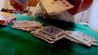 prediction ii card trick