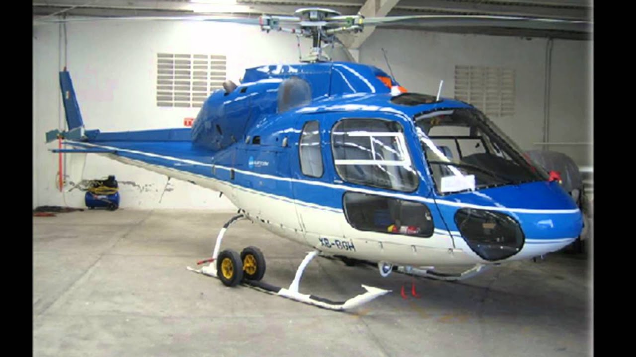 Eurocopter Helicoptero 1990 Venta Youtube