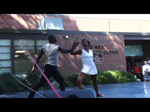 Arts Memphis Pop Up Frayser featuring Collage Dance Collective