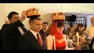 Венчание в Николо-Ямском храме г. Рязани 21.02.2016 г.