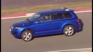VW Touareg W12 Sport: Der Motorvision-Test auf Landstraße und Rennstrecke