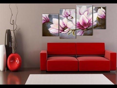 Украшаем свой дом сами, или как правильно повесить модульную картину на стену