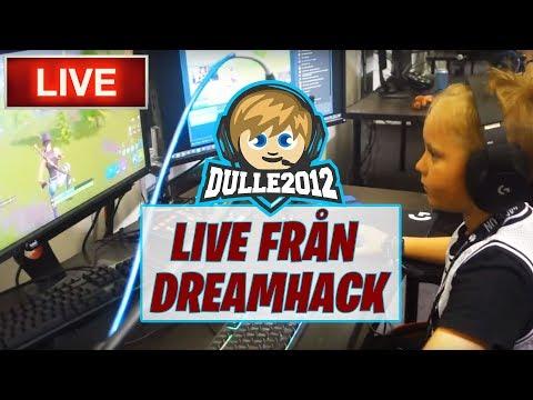 LIVE FRÅN DREAMHACK SUMMER 2019 - DAG 2 😎   Dulle2012   6 years old   310 winsM