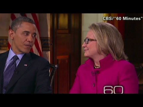 Obama, Clinton explain joint interview reasoning
