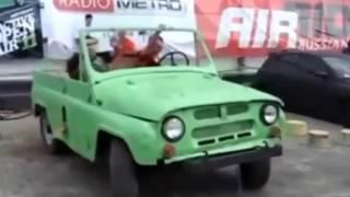Авто приколы 2015, видео приколы скачать бесплатно, Лучшие автоприколы 2015