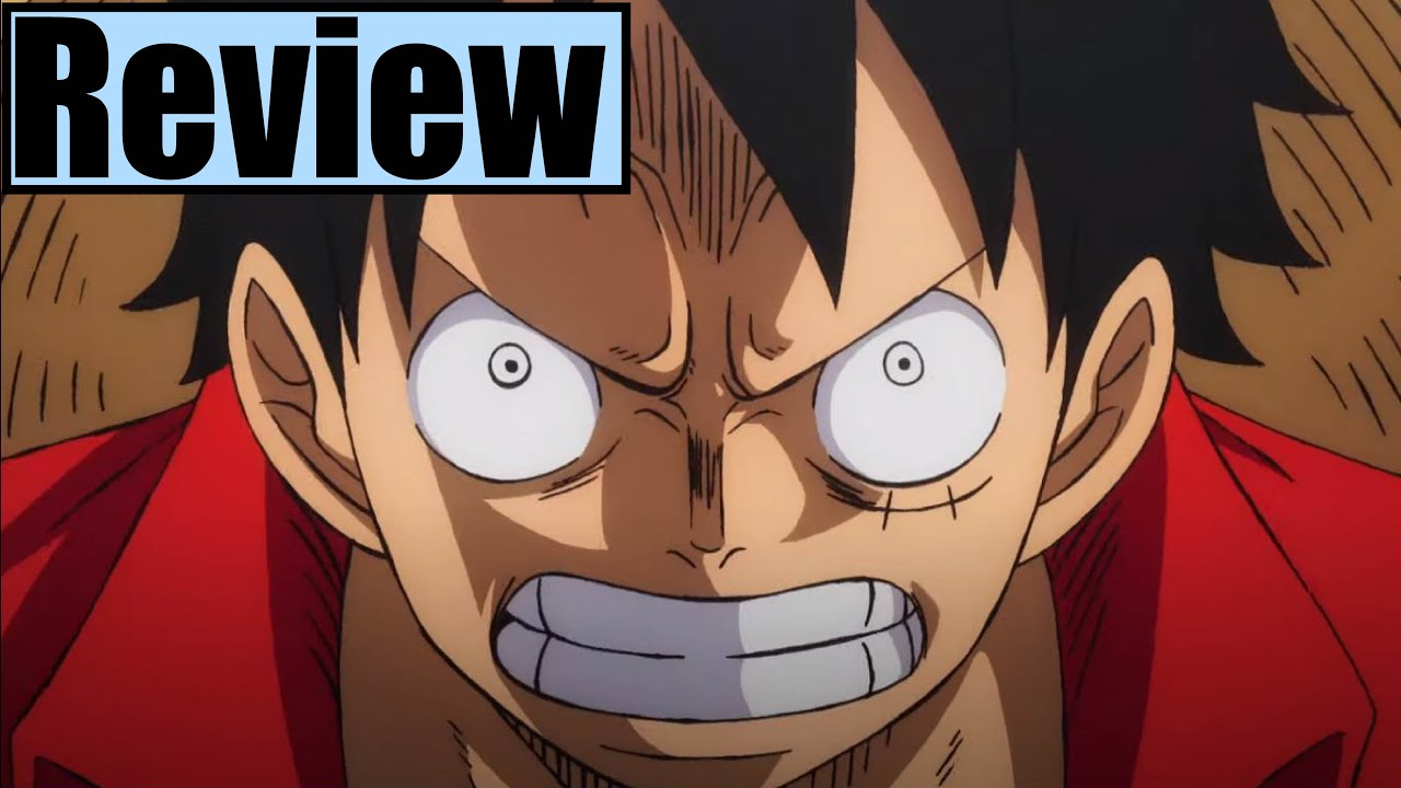 One Piece Stampede movie Review English Dub - YouTube