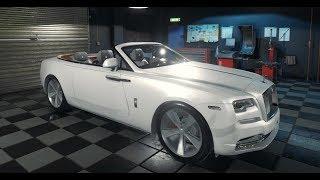 Car Mechanic Simulator 2018 - Rolls-Royce Dawn - Restoration, Upgrades, and Dyno