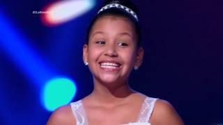 Camila cantó Cucurrucucú Paloma de Tomás Méndez – LVK Col – Audiciones a ciegas – Cap 1 – T2 thumbnail