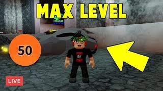 🔴 GETTING MAX LEVEL in Jailbreak! JAILBREAK BR & MINIGAMES | Roblox Jailbreak LIVE🔴