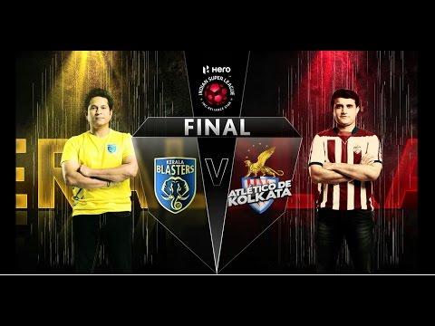 Hero ISL 2016 Final - Promo