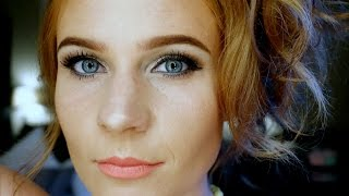 Homecoming Makeup Tutorial | Easy makeup for any event to make your eyes POP! Thumbnail