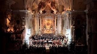 """""""Fallt mit Danken"""" (BWV 248) Wiltener Sängerknaben, Academia Jacobus Stainer, Johannes Stecher"""