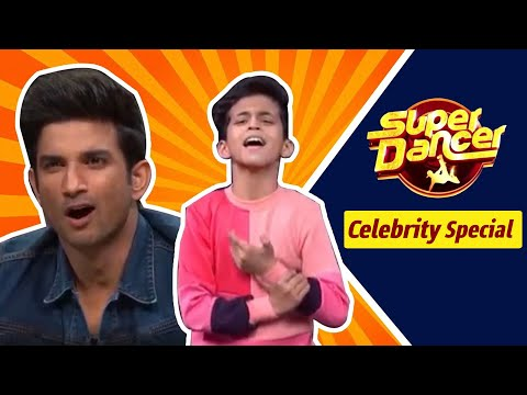 Contestants के अद्भुत Performances से हुए Sushant स्तंभित | Sushant | Celebrity Special | Mashup