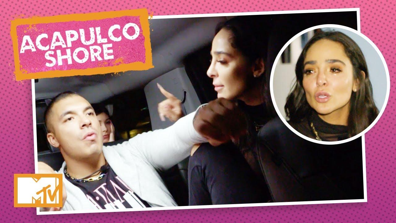 EPISÓDIO 5: Mane BRIGA feio com Jawy e casa enfrenta MALDIÇÃO BROXA   MTV Acapulco Shore T7